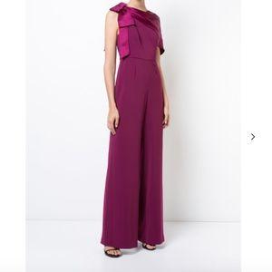 JAYGODFREY Pants - NWT Jay Godfrey purple jumpsuit